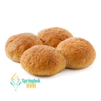 Springbok BBQ Catering Brown Rolls