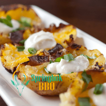 Springbok BBQ Catering Butter Spuds