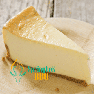 Springbok BBQ Catering Cheese Cake