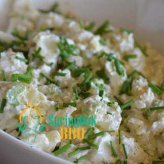 Springbok BBQ Catering Potato Salad