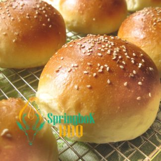 Springbok BBQ Catering Seeded Brioche Roll