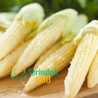 Springbok Buffet Catering Baby Corn 324x324 - Sides & Salads