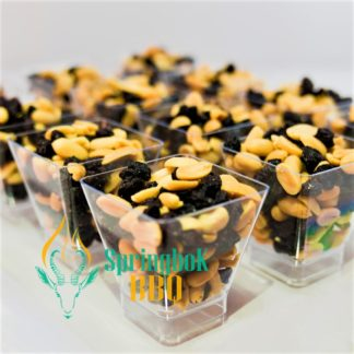 Peanut & Blueberry Snack Pot