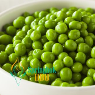 Springbok Buffet Catering Peas 324x324 - Sides & Salads