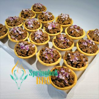 Springbok Buffet Catering Turkish Lamb PieTarts 3 324x324 - Extras