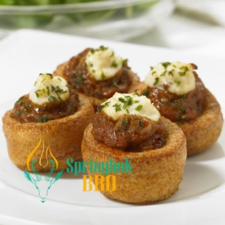 Catering Mini Beef Yorkshire Puddings