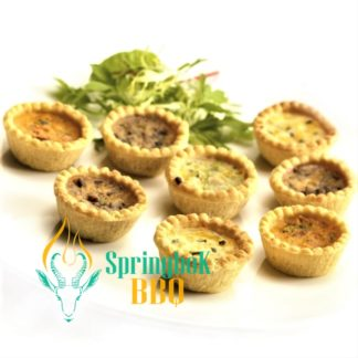 Catering Mini Quiches Meaty