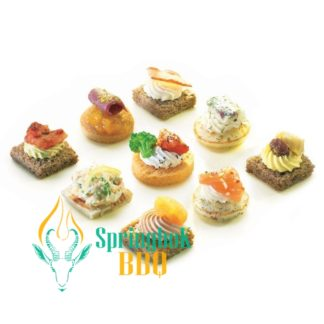 Catering Prime Canape Selection
