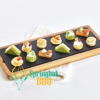 Vegetarian Canape Selection