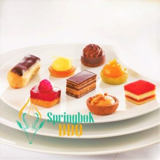 Buffet Catering French Sweet Canapes 2