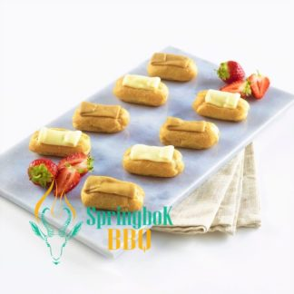 Buffet Catering Mini Coffee & Cream Eclairs