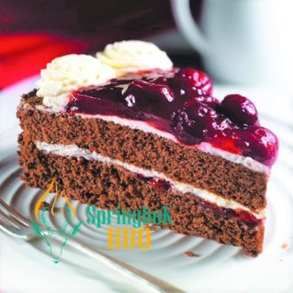 Buffet Catering Black Forest Gateau