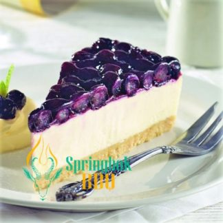 Buffet Catering Blackcurrant & Prosecco Cheesecake