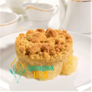 Buffet Catering Bramley Apple Crumble