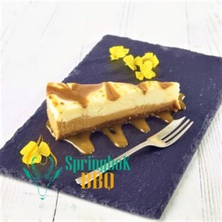Buffet Catering Salted Caramel Cheesecake