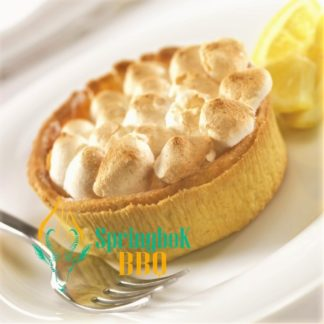 Lemon Meringue Tartlets